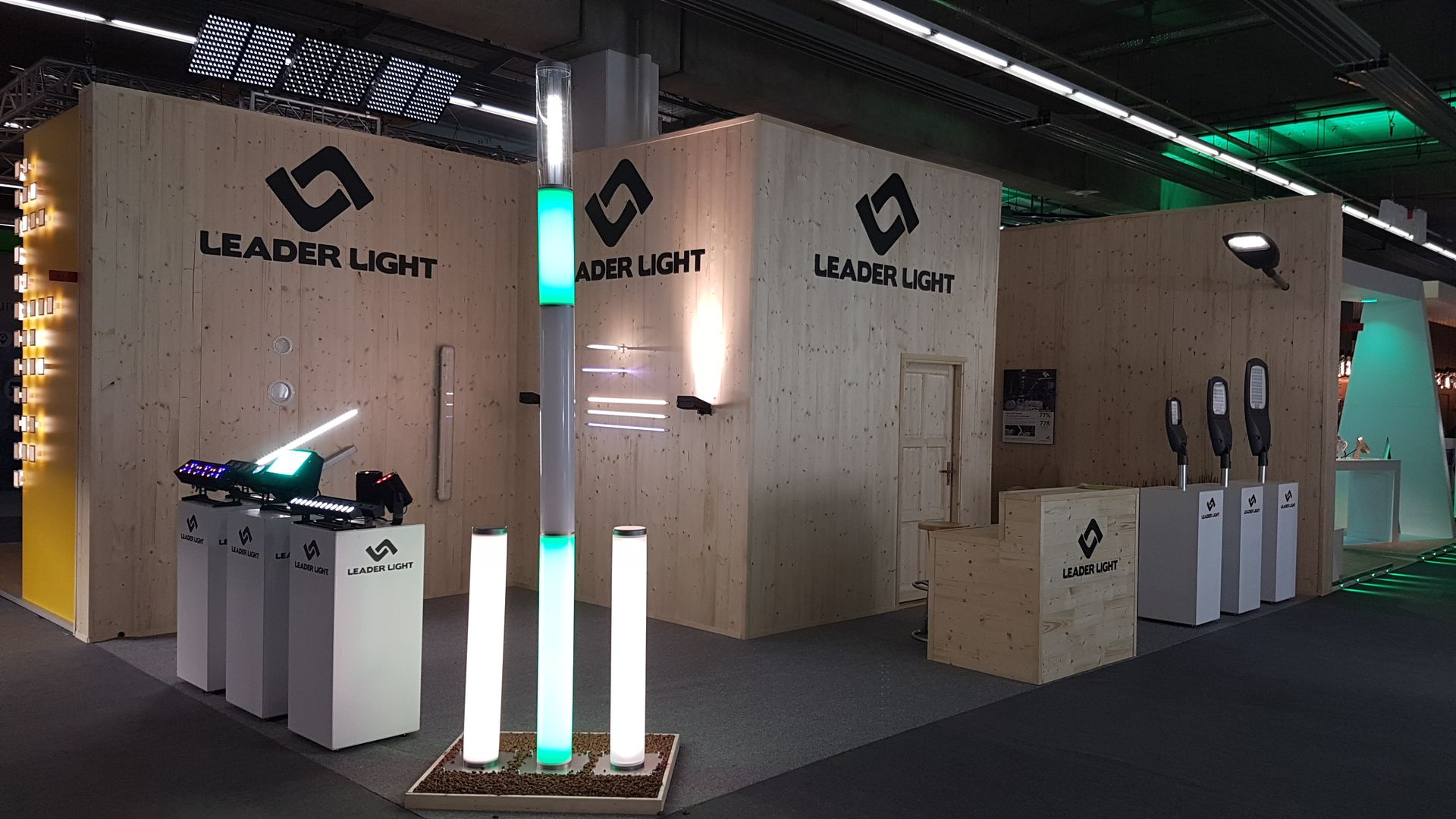 LEADER LIGHT on Light+Building 2018 1