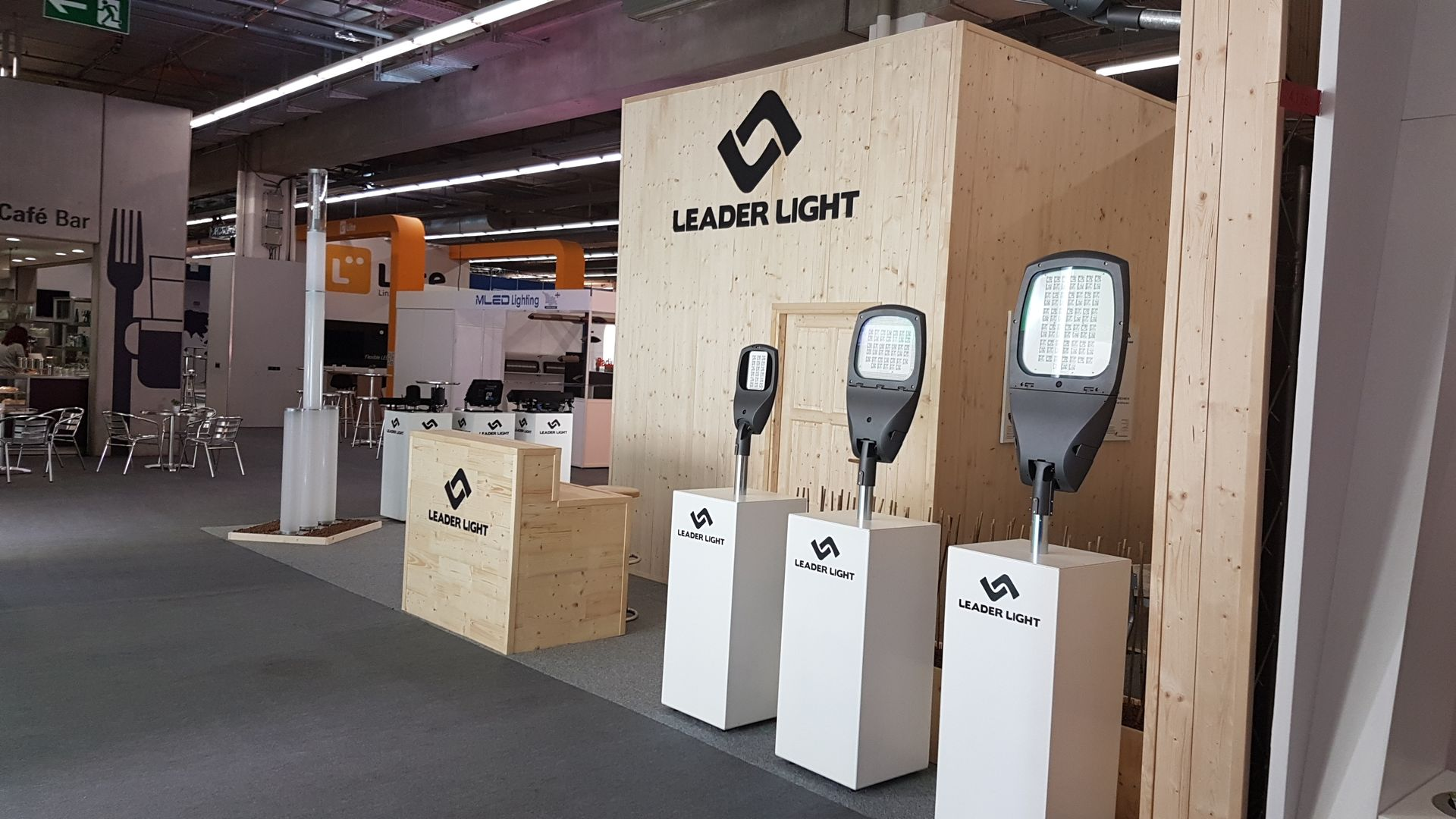LEADER LIGHT on Light+Building 2018 2