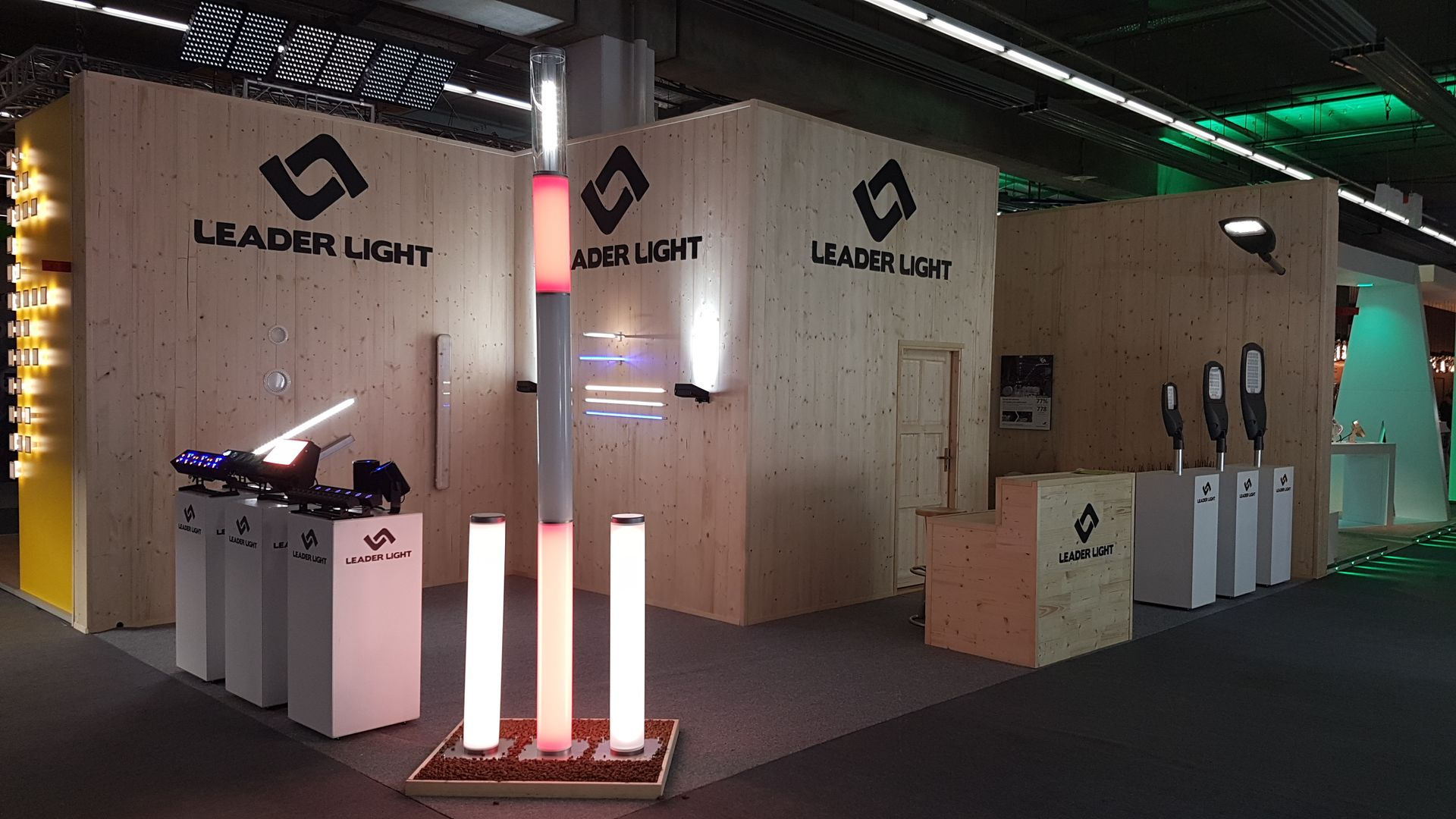 LEADER LIGHT on Light+Building 2018 3