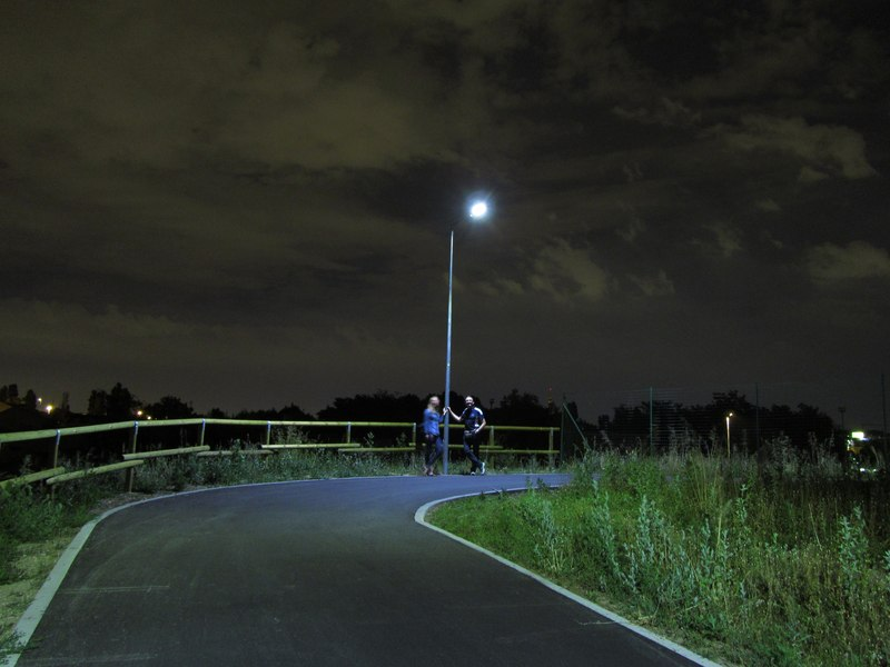 LEADER LIGHT - Cicleway with flyover on A4 Highway – Pero 2