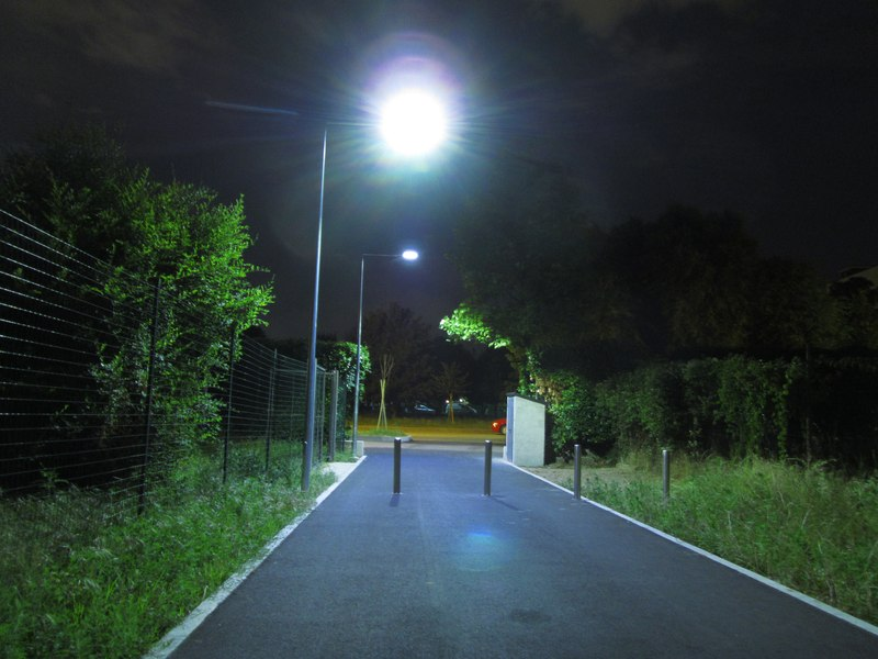 LEADER LIGHT - Cicleway with flyover on A4 Highway – Pero 5