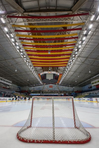 LEADER LIGHT - Ice hockey stadium, Znojmo, Czech Republic 2