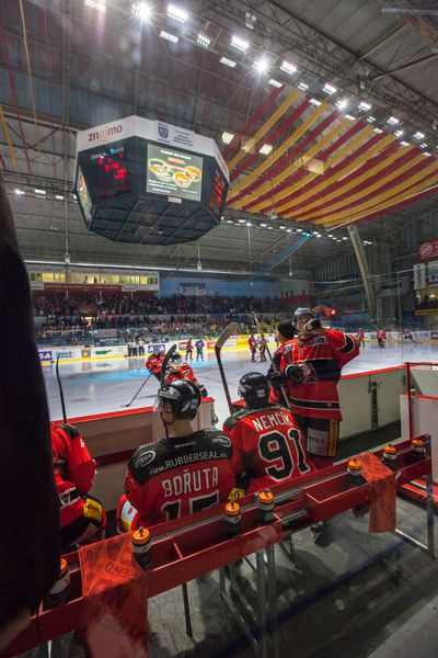 LEADER LIGHT - Ice hockey stadium, Znojmo, Czech Republic 5