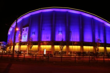 Scandinavium Hall, Sweden 4