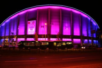 Scandinavium Hall, Sweden 5