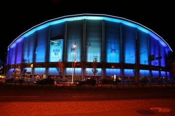 Scandinavium Hall, Sweden 6