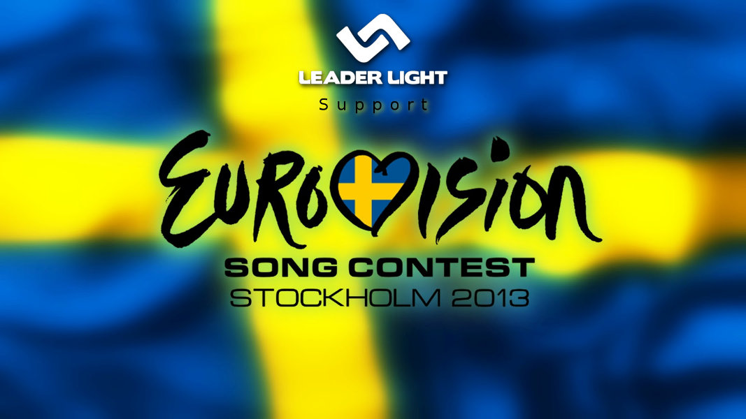 LEADER LIGHT on  Eurovision Song Contest 2013 2