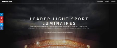 NEW WEB PAGE LL SPORT LIGHTING