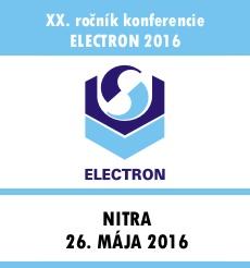 ELECTRON 2016 info